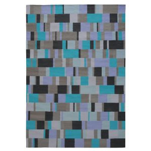 i-and-i tempo sette shop rug designed in Milan italy handwoven